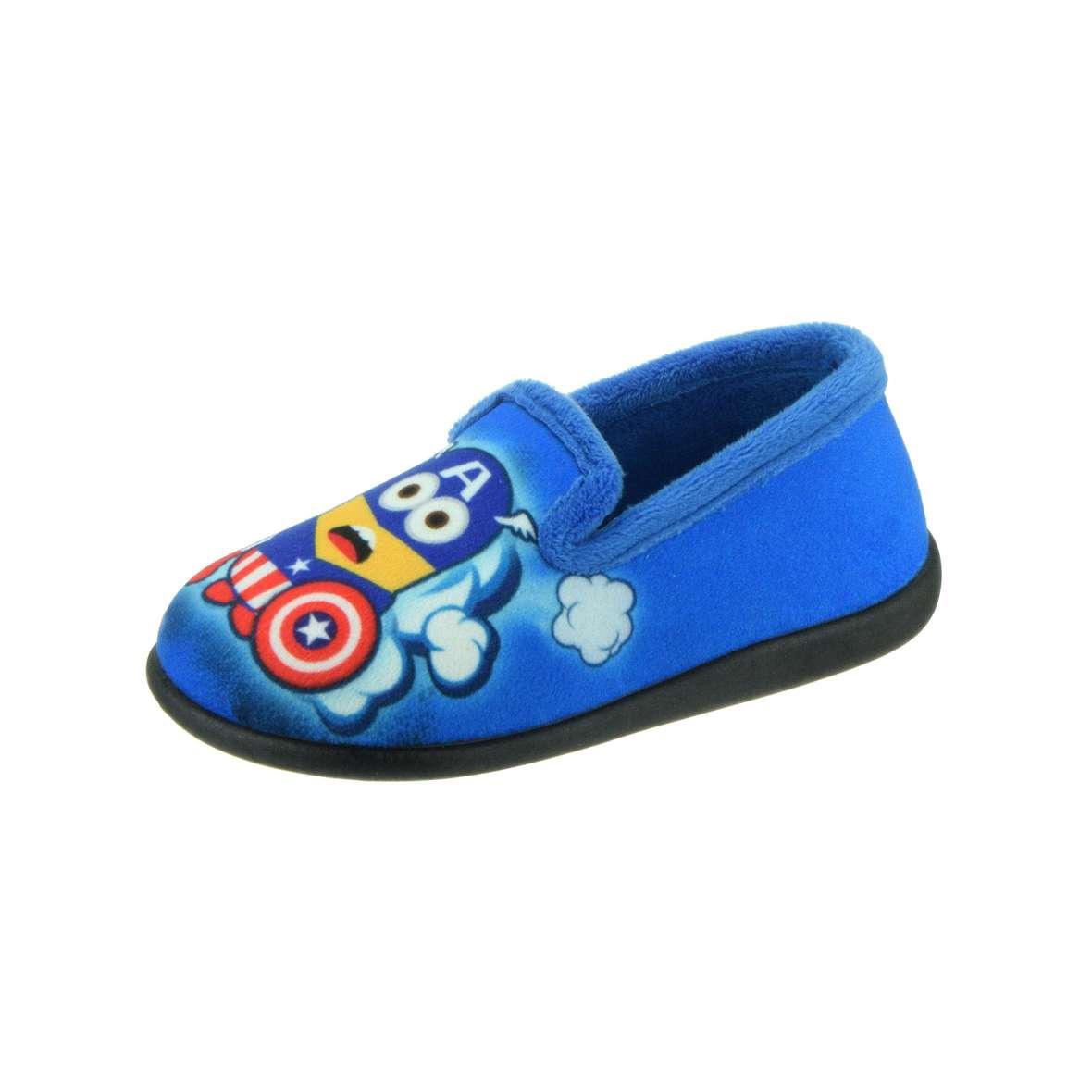 68cbff17051 Dětská přezůvková papučka NS 4214-473
