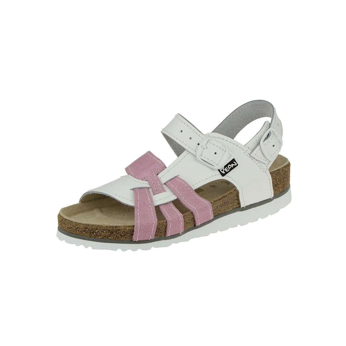Pracovní a přezůvková obuv - Sandálky